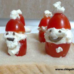 Ideas originales con vegetales para Navidad